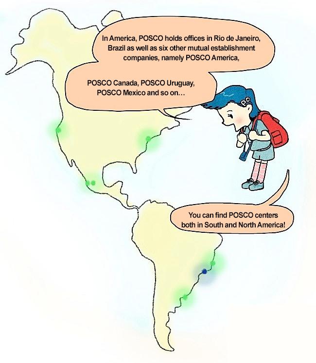 POSCO Webtoon
