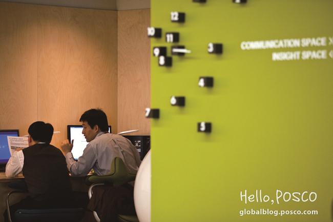 Working in 'Smart Office'