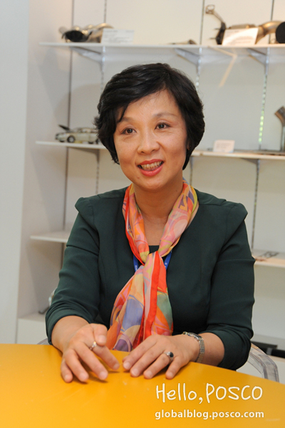 Meet Vice President Ho-Young Liang, The First Female President of Overseas Corporation!