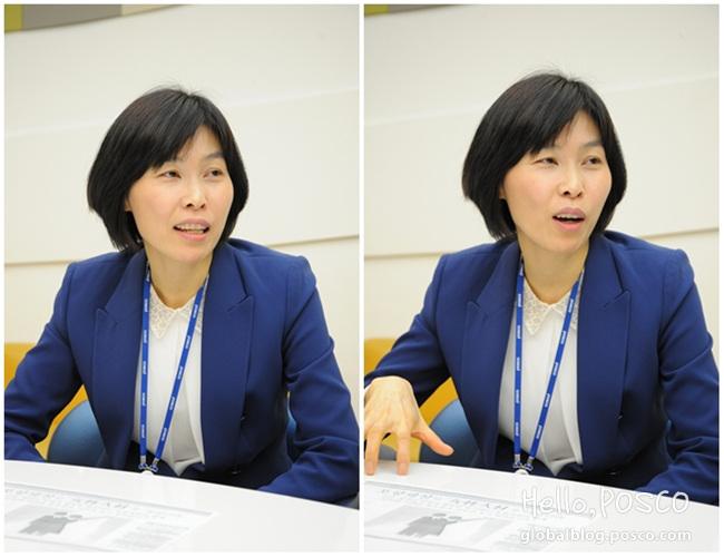 Eun-Joo Choi, Senior Vice President