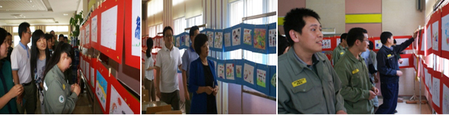 POSCO's Qingdao Corporation Holds Special Exhibition for Children