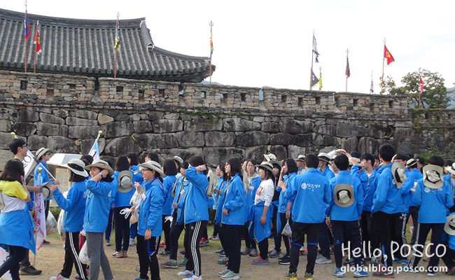 The 'New Nanjung Camp' hosted to recall the mentality of Admiral Yi Sun-sin