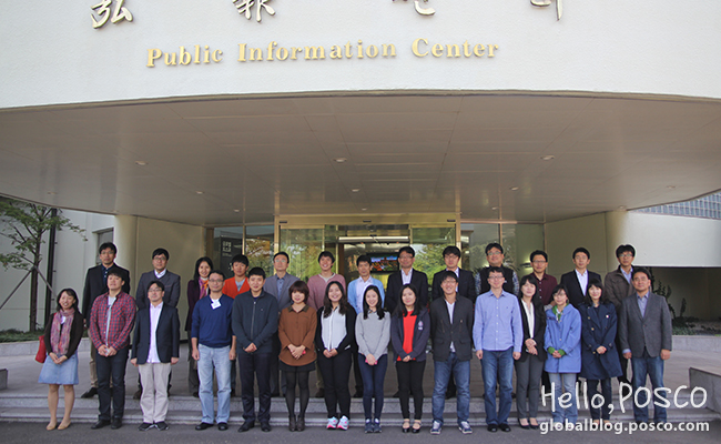POSCO TJ Park Foundation selects 30 scientists from Korea as 5th 2014 Fellows