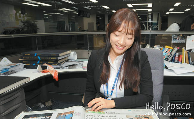 [A Letter from CEO] Congratulations on Publication of the 1,000th issue of POSCO News