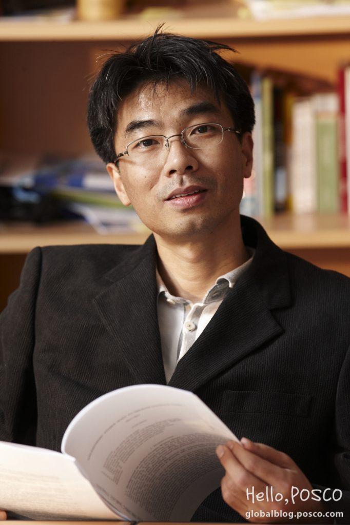 [사진자료] 김범식 고등과학원 교수
