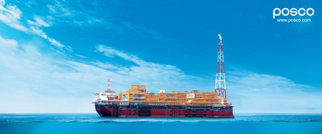 POSCO offshore 0516