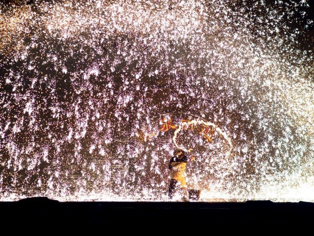 POSCO_Chinese New Year Steel Firework