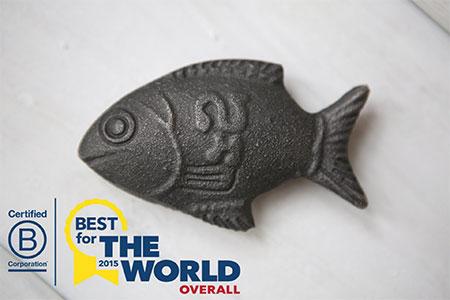 POSCO_The Iron Fish