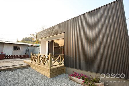 POSCO's Happy Steel House