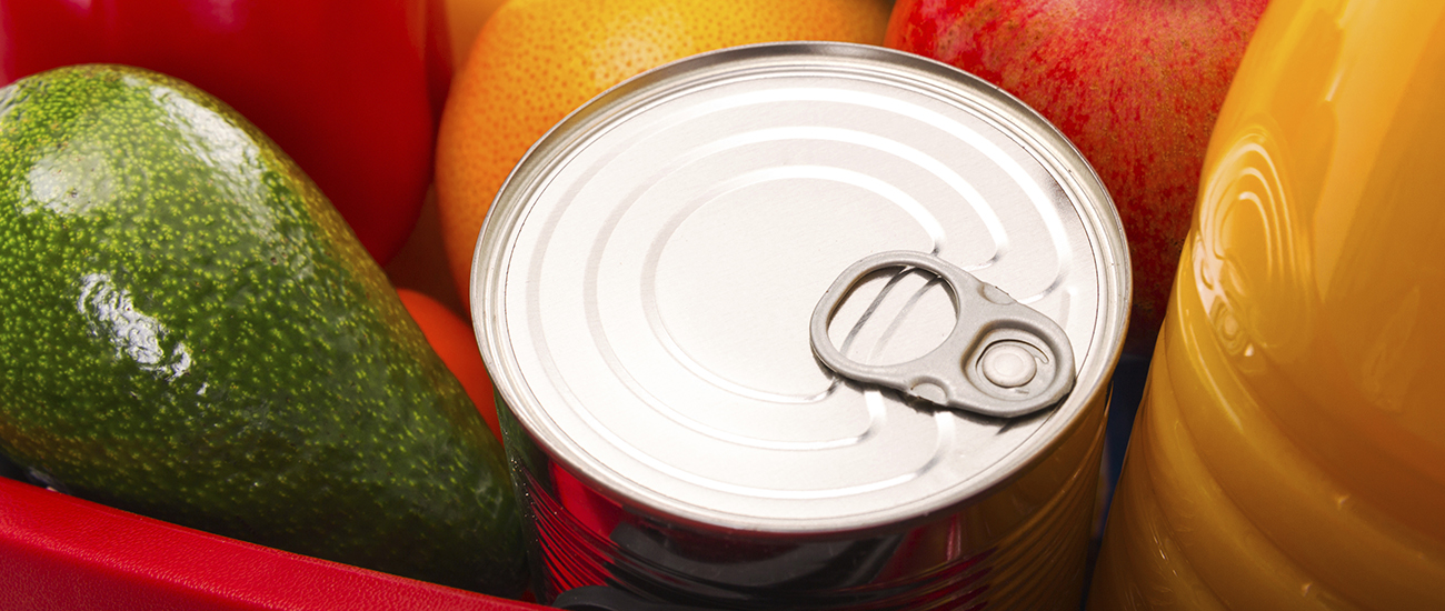 Steel Cans: Food for a Changing, Growing World