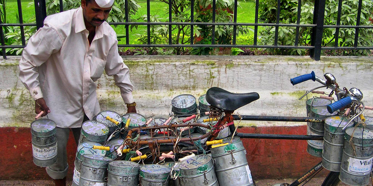 Dabbawalas: India's Steel Lunchbox Carriers