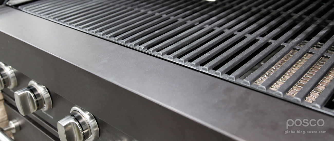Summer, Steaks and Steel: A Close-Up Look at the Barbecue Grill