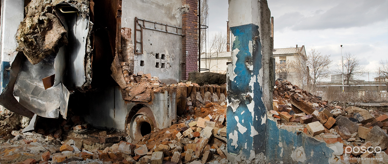 Using Specialized Steel to Successfully Resist Earthquakes