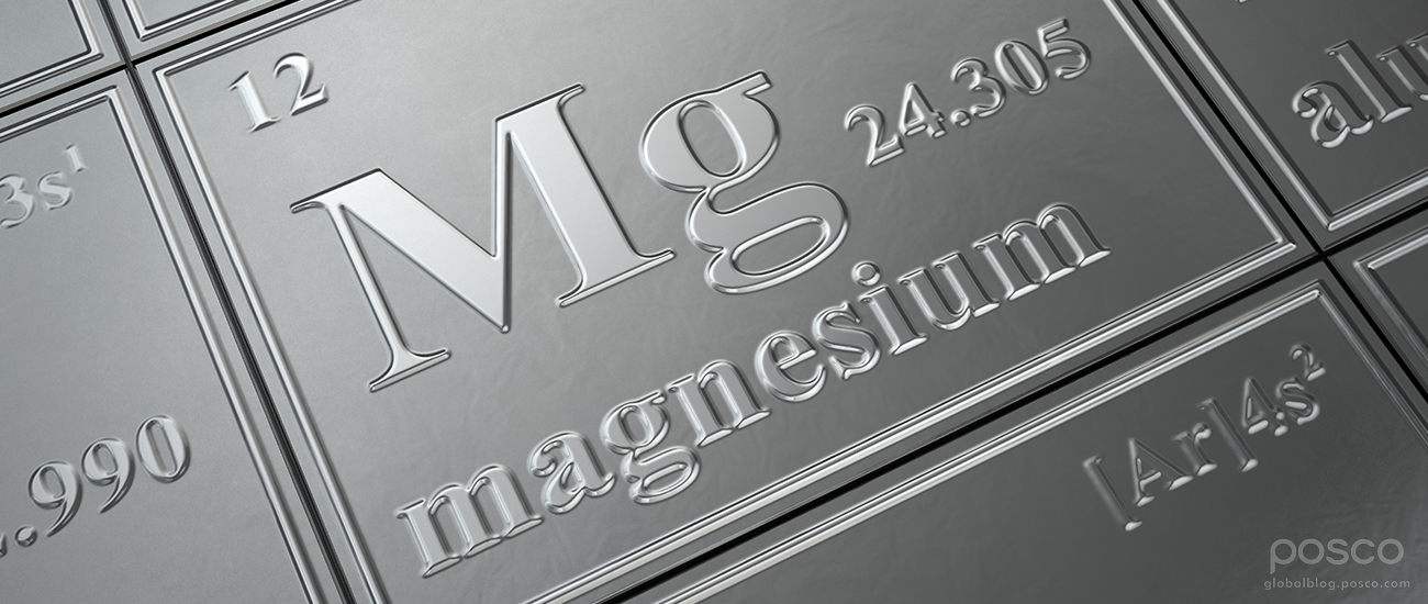 From Nature to Steel, Magnesium Is an Element for All Seasons