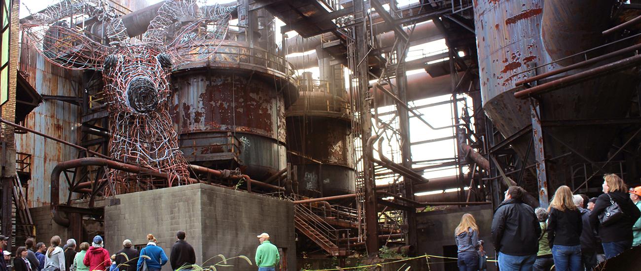 Steel City Highlight: Pittsburgh, USA