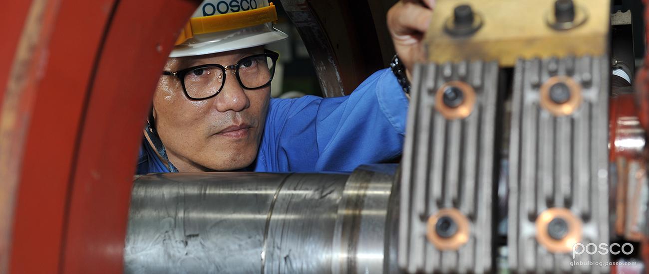 Always Remembering the Big Picture: POSCO Master of Korea Sungnam Kim