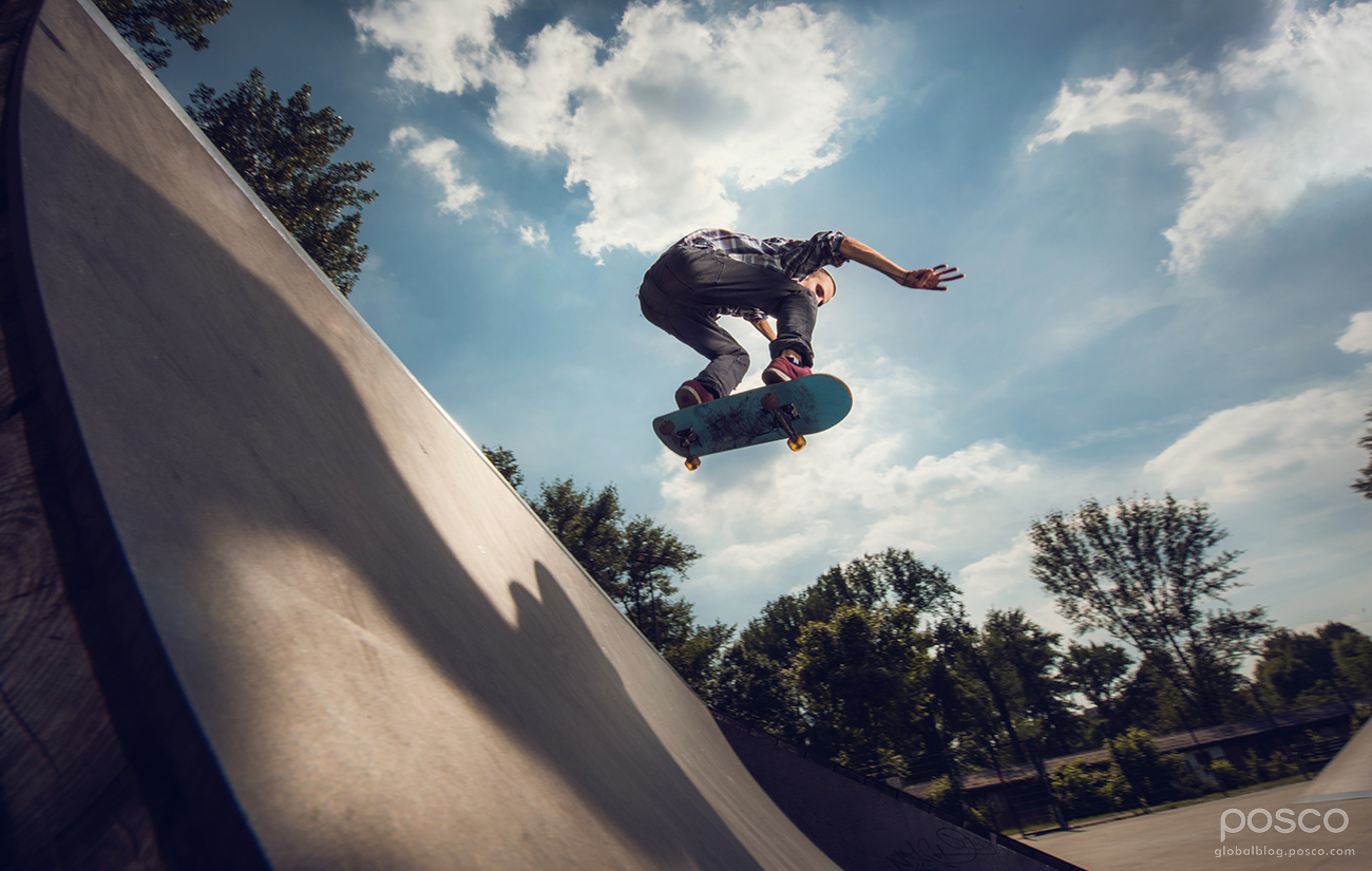 Why Skateboarding has Steel to Thank for its Success