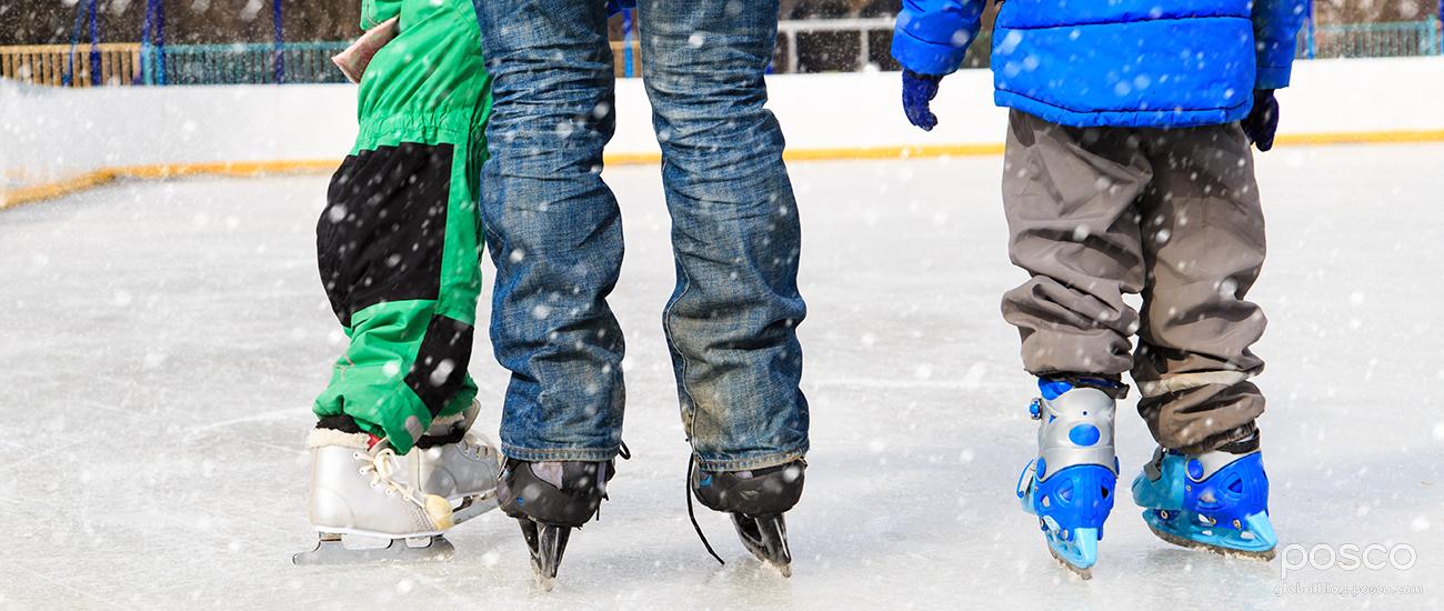 How Steel Heats Up Winter Fun