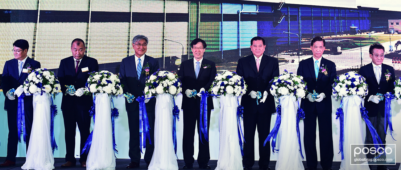 3. POSCO Expands with Thailand CGL and other Overseas Endeavors