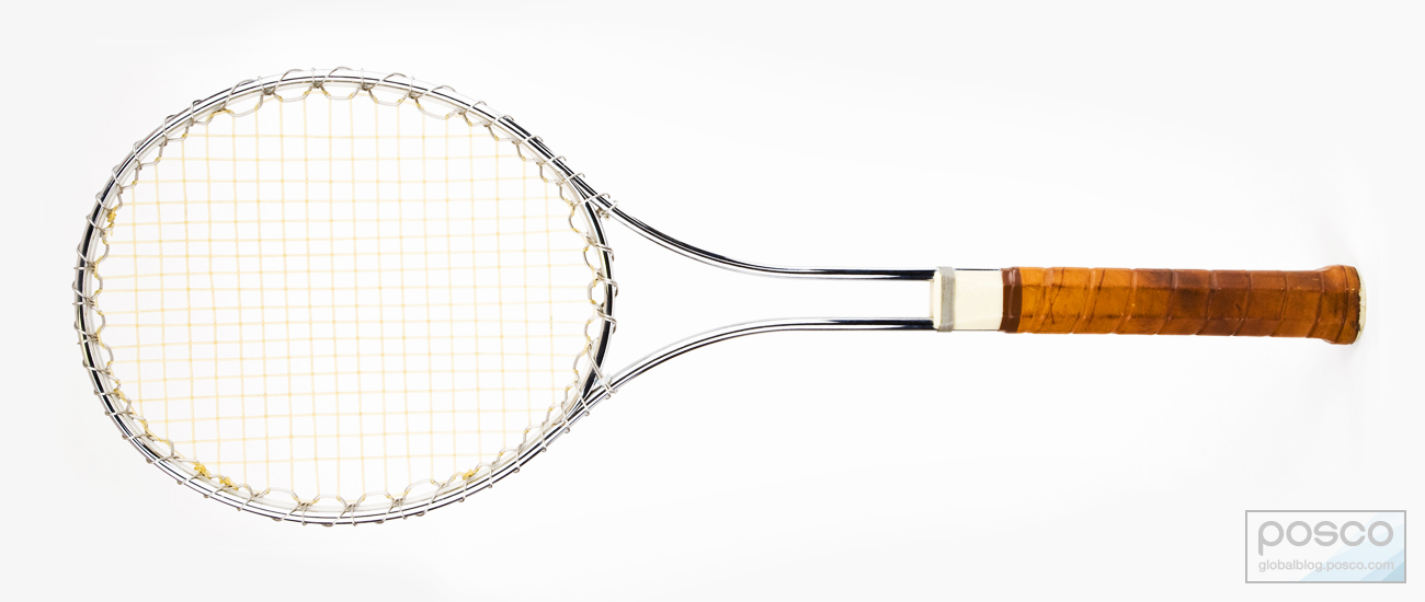 """The Wilson T-2000 (above) revolutionized tennis with its iconic stainless steel design. Tennis pro Jimmy Connors used the racket until it went out of production, and Billie Jean King once said, """"We made an absolute sensation of that racket."""""""