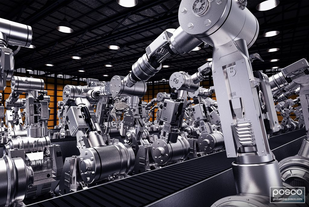 Smart factories are able to operate autonomously with little human interaction