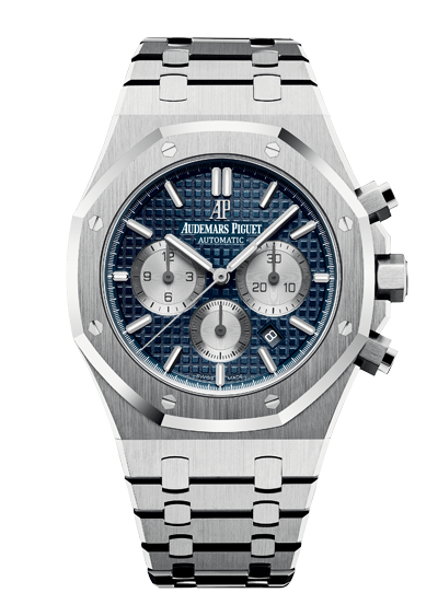 Royal Oak made of stainless steel is one of the most innovations in watchmaking.