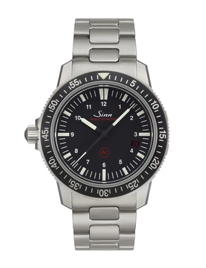 Sinn Diving Watch is a specialized in shock absorbent which is suitable for a diver watch.