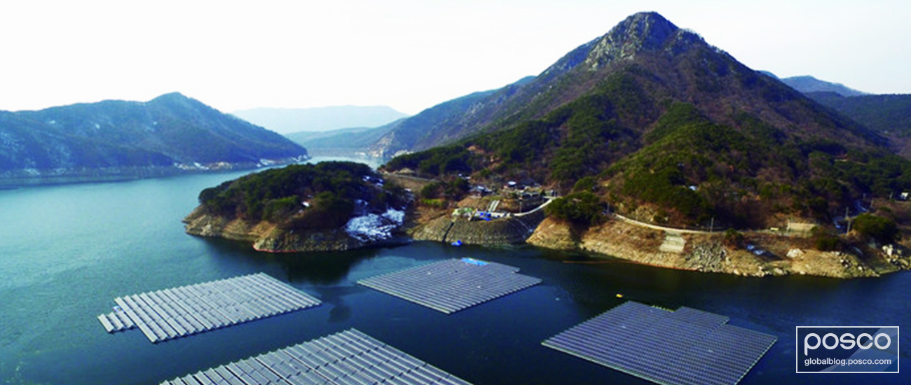 POSCO Humans Selected as Innovation Leader for Sustainable Solar Power Development