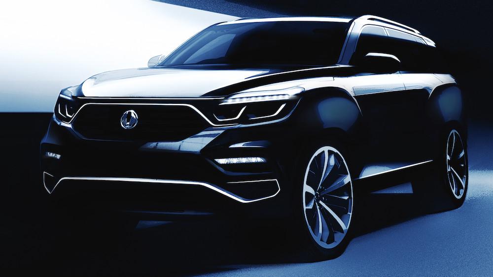 Ssangyong Motors G4 Rexton