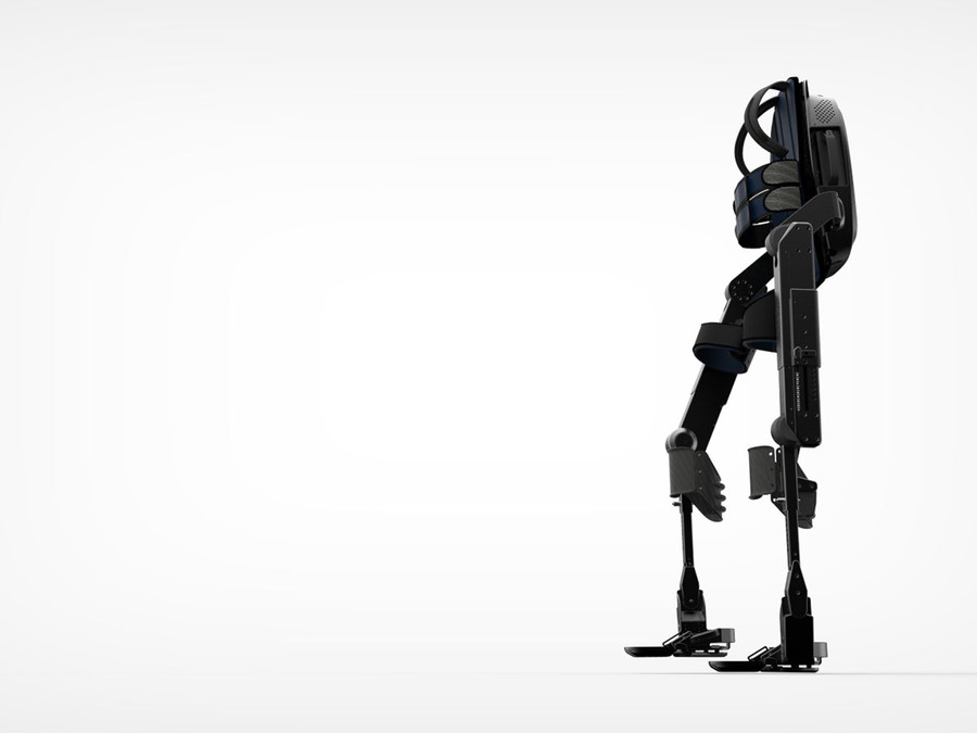 The ARKE™ Exoskeleton by Bionik Laboratories is now in the clinical stage of development.