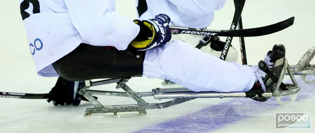 National team members are adjusting to the new, upgraded sledges