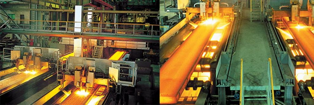 The poStrip technology is an innovative way to make steel production more sustainable.