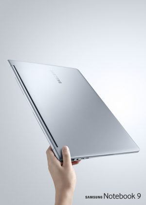 POSCO supplies magnesium sheets for the Samsung Notebook 9 that touts ultra-light, high-strength metal materials.