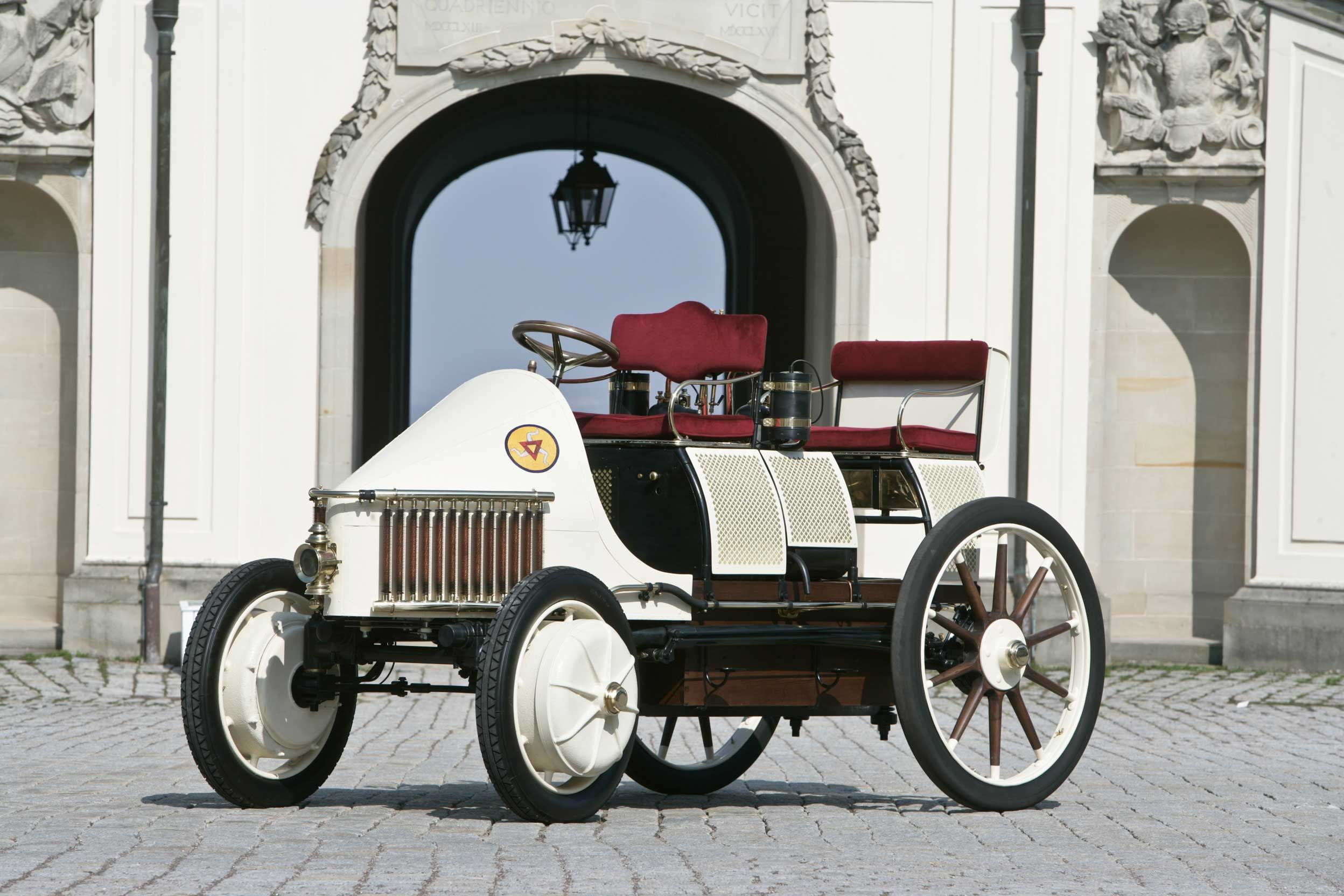 The First Car Ever Made >> The Forgotten Fleet Looking Back On Early Electric Vehicles