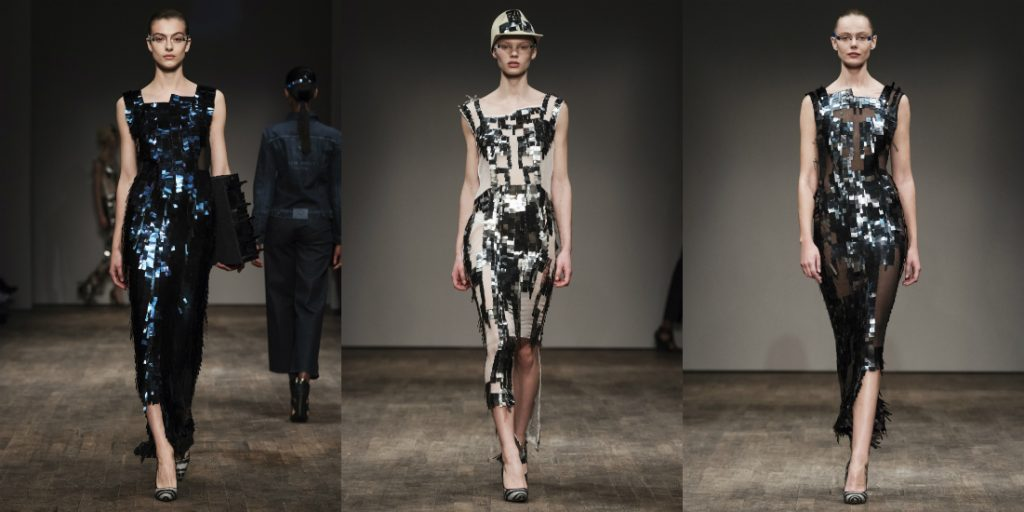 Naim Josefi's Steel Dresses