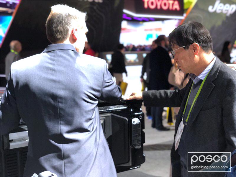 CEO Kwon explores CES 2018
