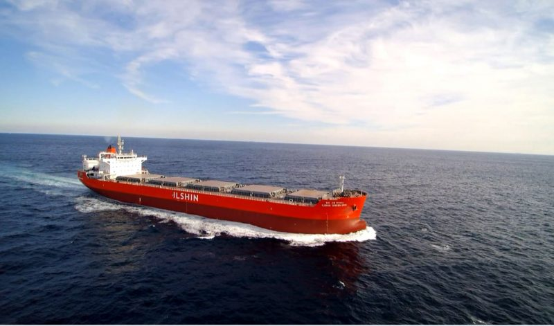 POSCO applied high manganese on fuel tank in LNG carrier