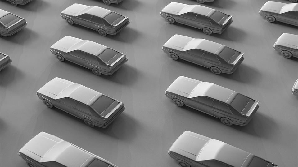 Automobile Metal Mold