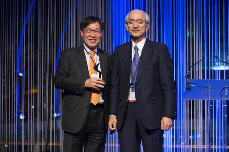 POSCO's CEO, Ohjoon Kwon has elected as a vice president of World Steel Association