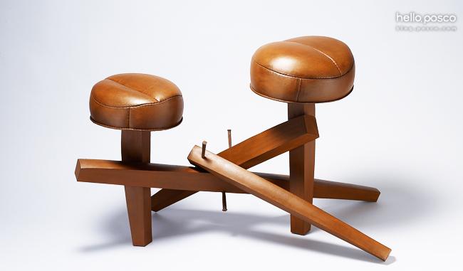 김경환의 의자의 진화2, 2014