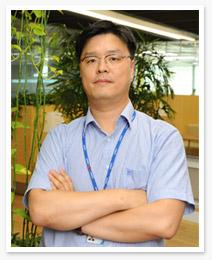STS마케팅실의 필드영업왕 양광석 리더