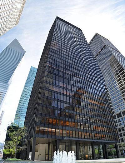 뉴욕 시그램빌딩
