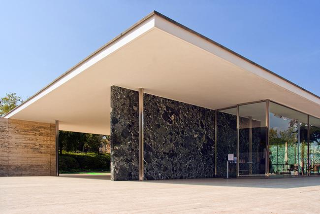바르셀로나 엑스포의 독일관