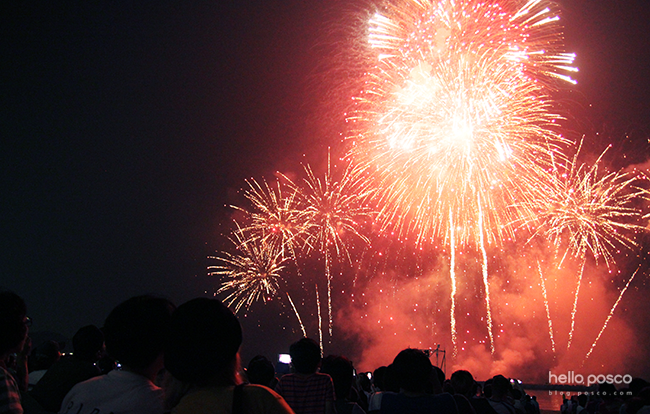 포항국제불빛축제