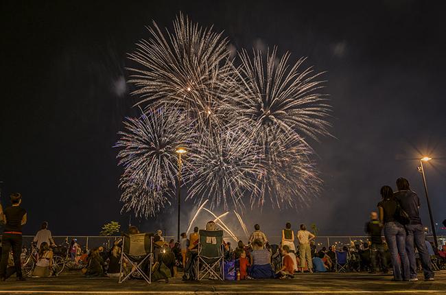 몬트리올 국제불꽃축제