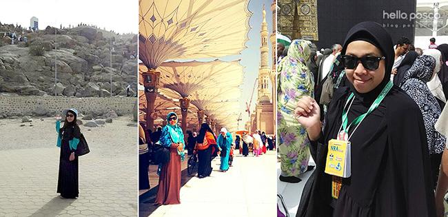 사우디아라비아로 성지순례를 간 디아 님의 사진들