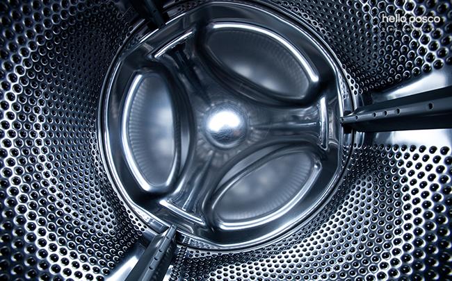 메탈세탁통 내부사진