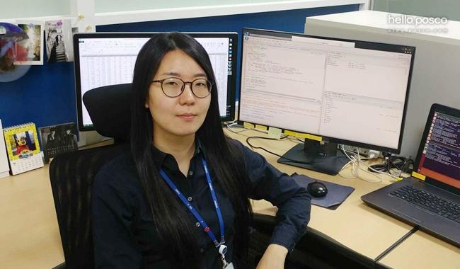 최자영 책임연구원 - 제어계측연구그룹 / 산업공학 전공