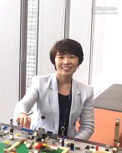 포스코A&C HR지원그룹 최수경 과장