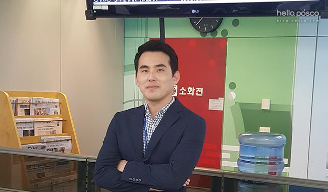 김진한 대리 - STS원료그룹 / 경제학전공